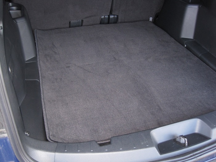 Ford Explorer Police Interceptor Utility 2013-2019 Rear Cargo Carpet Mat