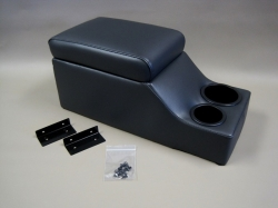 Dodge Charger Police Center Mini Console Upholstered Black 2006-2019