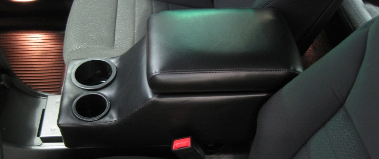 2011-2018 Dodge Charger Police Deluxe Center Console